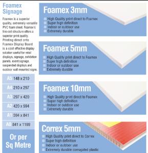 foamex-signs